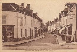 °°°°°  45 CHATILLON SUR LOIRE :   Grande Rue    °°°°°  ////   REF.  JUILLET 18  /  BO. 45 - Chatillon Sur Loire