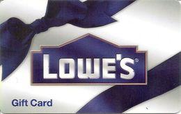 Lowe's GIFT Card - Tarjetas De Regalo