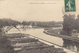 °°°°°  45 CHATILLON SUR LOIRE :       °°°°°  ////   REF.  JUILLET 18  /  BO. 45 - Chatillon Sur Loire