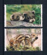 BRD/Bund 2017 Mi.Nr. 3388/89 Gestempelt - Used Stamps