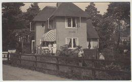 Apeldoorn. Huis Genaamd Manon. Fotokaart 1925 - Apeldoorn
