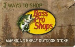 Bass Pro Shops Card - Gift Cards
