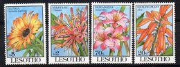 Serie Nº 1078/81   Lesotho - Lesotho (1966-...)