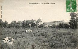 CPA - GARENNES (27) - Aspect De La Ferme De Grenelle En 1921 - Francia
