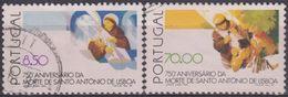 PORTUGAL 1981 Nº 1512/13 USADO - Used Stamps