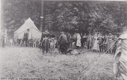 R022 REPRODUCTION - CHASSE A COURRE - Equipage Menier - Curée Au Campement Du Chapeau Des Cordeliers - Ansichtskarten