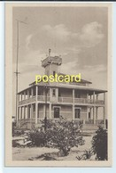 MOZAMBIQUE. BEIRA - OBSERVATORY. OLD POSTCARD C.1920  #803. - Mozambique
