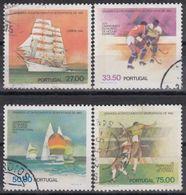 PORTUGAL 1982 Nº 1537/40 USADO - 1910-... République