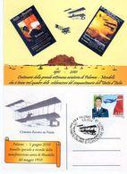 Palermo 2010 - 100 Anni Dalla Settimana Aviatoria Mondello Valdesi - - ....-1914: Precursori