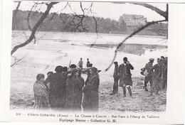 R030 REPRODUCTION - CHASSE A COURRE - Equipage Menier - Bat L'eau étang De Vallières - Ansichtskarten