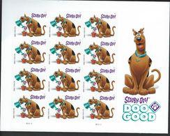 USA. Scott #  MNH Sheet Of 12. Scooby Doo Dog 2018 - Ganze Bögen