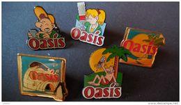 PERSONNAGE DE FRANK MARGERIN POUR OASIS + 2 AUTRES Oasis - Comics