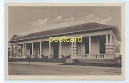 MOZAMBIQUE. BEIRA - EMPLOYEES CLUB. OLD POSTCARD C.1920  #801. - Mozambique