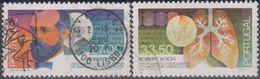 PORTUGAL 1982 Nº 1552/53 USADO - 1910-... République