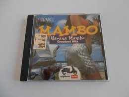 Mambo - Havana Mambo - Greatest Hits - CD - World Music