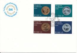 Ireland FDC 26-10-1978  50 Years Anniversary Issue Of 1928 IRISH COINS - FDC
