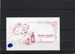 SAINT VIGOR D YMONVILLE Carte De Visite - Visiting Cards