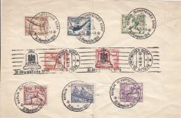 Deutsches Reich Briefmarken Olympiade 1936 - Ohne Zuordnung
