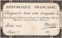 France Document 1793 - Francia