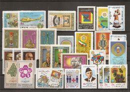 Iran  ( Lot De  Timbres Différents De 1976 XXX -MNH) - Iran