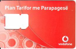 ALBANIA - Vodafone GSM, Used - Albania