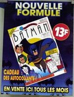 "(23863) Affichage Presse Magazine Batman N° 31.  "" En Baisse "" - Affiches & Offsets"