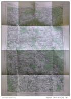 4 Phyrabruck 1948 - Provisorische Ausgabe Der Österreichischen Karte 1:50.000 - Herausgegeben Vom Bundesamt Für Eich- U. - Maps Of The World