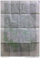 12 Passau 1948 - Provisorische Ausgabe Der Österreichischen Karte 1:50.000 - Herausgegeben Vom Bundesamt Für Eich- U. Ve - Maps Of The World