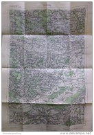 28 Altheim 1947 - Provisorische Ausgabe Der Österreichischen Karte 1:50.000 - Herausgegeben Vom Bundesamt Für Eich- U. V - Maps Of The World