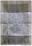 29 Schärding 1947 - Provisorische Ausgabe Der Österreichischen Karte 1:50.000 - Herausgegeben Vom Bundesamt Für Eich- U. - Maps Of The World