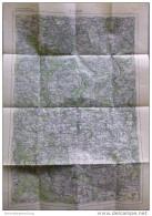 33 Steyregg 1952 - Provisorische Ausgabe Der Österreichischen Karte 1:50.000 - Herausgegeben Vom Bundesamt Für Eich- U. - Maps Of The World