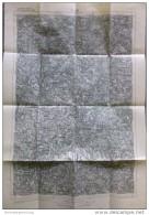 34 Perg 1946 - Provisorische Ausgabe Der Österreichischen Karte 1:50.000 - Herausgegeben Vom Bundesamt Für Eich- U. Verm - Maps Of The World