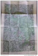 35 Königswiesen 1951 - Provisorische Ausgabe Der Österreichischen Karte 1:50.000 - Herausgegeben Vom Bundesamt Für Eich- - Maps Of The World