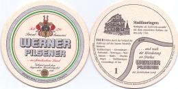 #D215-042 Viltje Brauerei Werner Poppenhausen - Sous-bocks