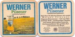 #D215-058 Viltje Brauerei Werner Poppenhausen - Sous-bocks