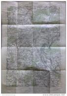 44 Osermiething 1947 - Provisorische Ausgabe Der Österreichischen Karte 1:50.000 - Herausgegeben Vom Bundesamt Für Eich- - Maps Of The World
