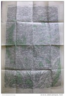 48 Vöcklabruck 1946 - Provisorische Ausgabe Der Österreichischen Karte 1:50.000 - Herausgegeben Vom Bundesamt Für Eich- - Maps Of The World