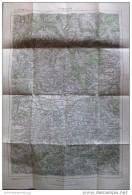 53 Amstetten 1946 - Provisorische Ausgabe Der Österreichischen Karte 1:50.000 - Herausgegeben Vom Bundesamt Für Eich- U. - Landkarten