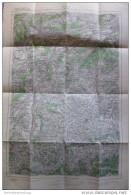 54 Melk 1951 - Provisorische Ausgabe Der Österreichischen Karte 1:50.000 - Herausgegeben Vom Bundesamt Für Eich- U. Verm - Maps Of The World