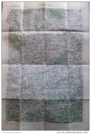 55 Obergrafendorf 1947 - Provisorische Ausgabe Der Österreichischen Karte 1:50.000 - Herausgegeben Vom Bundesamt Für Eic - Landkarten