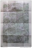 57 Neulengbach 1948 - Provisorische Ausgabe Der Österreichischen Karte 1:50.000 - Herausgegeben Vom Bundesamt Für Eich- - Maps Of The World