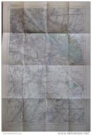 59 Wien 1946 - Provisorische Ausgabe Der Österreichischen Karte 1:50.000 - Herausgegeben Vom Bundesamt Für Eich- U. Verm - Maps Of The World