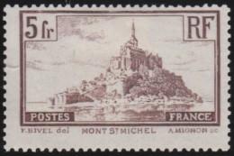 France   .  Yvert   .    260   .    *      .   Neuf Avec  Charniere   .   /   .  Mint-hinged - France