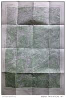 71 Ybbsitz 1949 - Provisorische Ausgabe Der Österreichischen Karte 1:50.000 - Herausgegeben Vom Bundesamt Für Eich- U. V - Landkarten