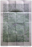 72 Mariazell 1950 - Provisorische Ausgabe Der Österreichischen Karte 1:50.000 - Herausgegeben Vom Bundesamt Für Eich- U. - Wereldkaarten