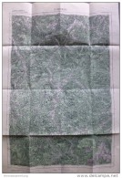 74 Hohenberg 1946 - Provisorische Ausgabe Der Österreichischen Karte 1:50.000 - Herausgegeben Vom Bundesamt Für Eich- U. - Mapamundis