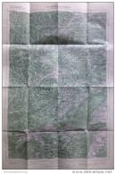 75 Puchberg Am Schneeberge 1950 - Provisorische Ausgabe Der Österreichischen Karte 1:50.000 - Herausgegeben Vom Bundesam - Landkarten