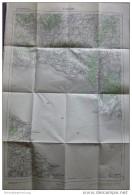 81 Bodensee 1947 - Provisorische Ausgabe Der Österreichischen Karte 1:50.000 - Herausgegeben Vom Bundesamt Für Eich- U. - Mapamundis