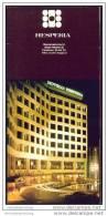 Helsinki - Hotel Hesperia 60er Jahre - Faltblatt Mit 12 Abbildungen - Finnland