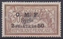 Syrie 1920 - N°69* - Syrien (1919-1945)